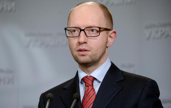 Яценюк: Уменьшив потребление газа, Украина каждый день экономит более $11 млн