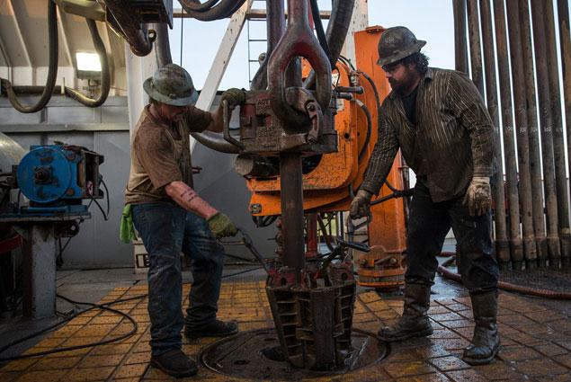 Нефть марки Brent впервые за 7 лет стоила менее 40 долларов за баррель